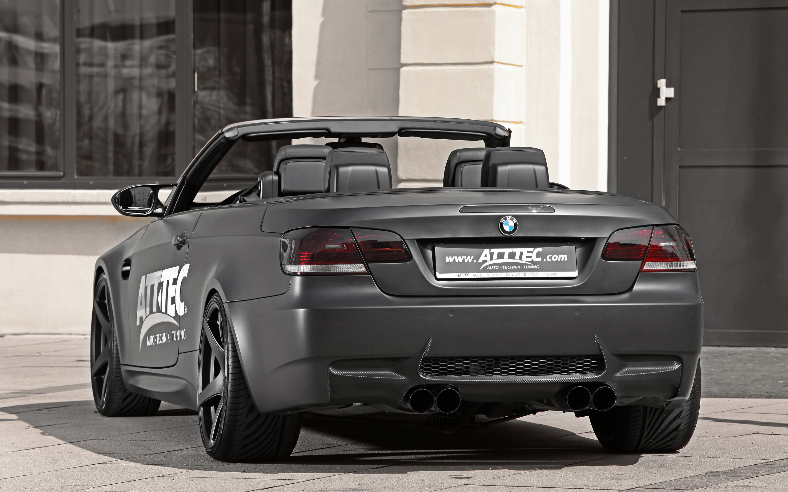 2012 ATT-TEC BMW M3 Convertible tuning m-3 h wallpaper | 2560x1600