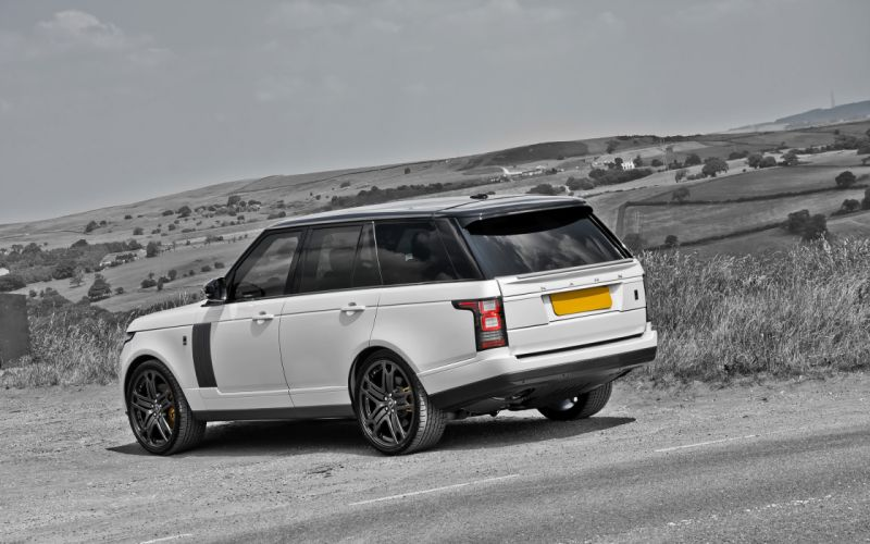 2013 A-Kahn Design Range Rover Vogue Signature Edition suv tuning g wallpaper