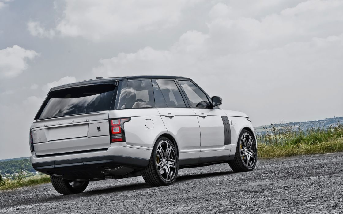 2013 A-Kahn Design Range Rover Vogue Signature Edition suv tuning  f wallpaper