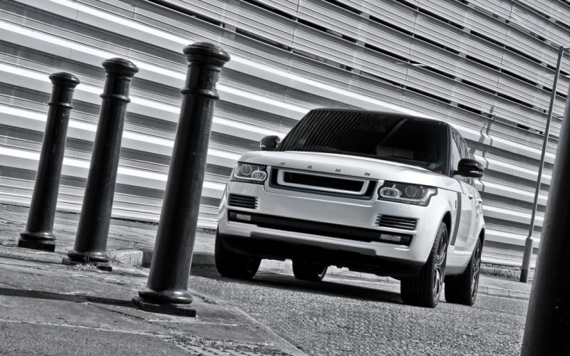 2013 A-Kahn Design Range Rover Vogue Signature Edition suv tuning wallpaper