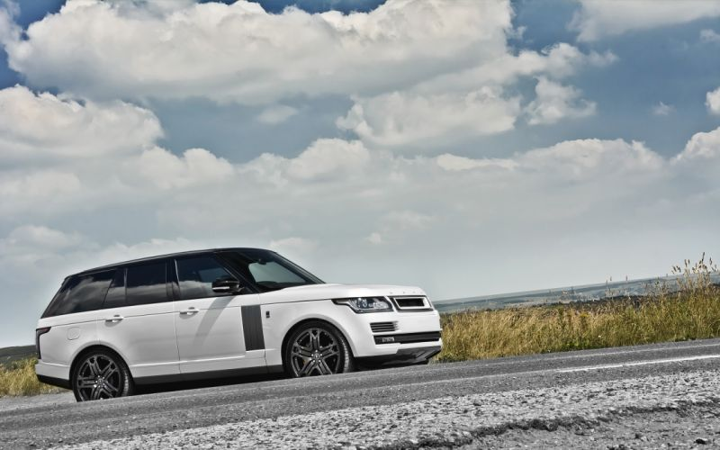 2013 A-Kahn Design Range Rover Vogue Signature Edition suv tuning g wallpaper