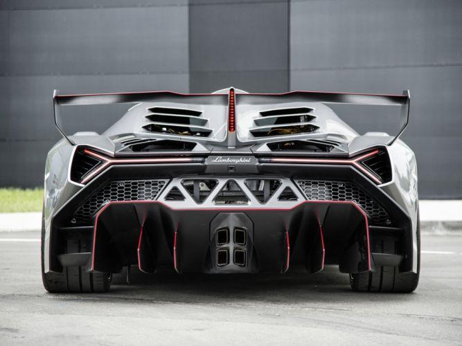 2013 Lamborghini Veneno supercar d wallpaper