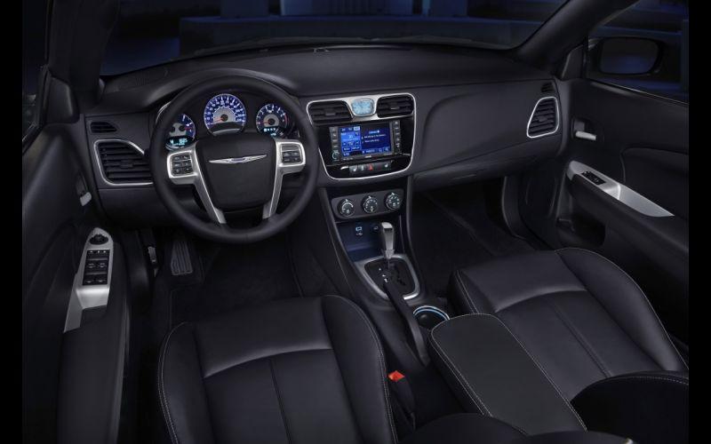2014 Chrysler 200 Convertible interior h wallpaper
