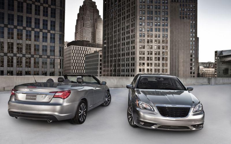 2014 Chrysler 200 Convertible wallpaper