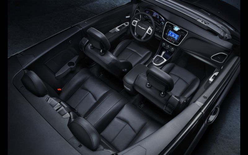 2014 Chrysler 200 Convertible interior y wallpaper