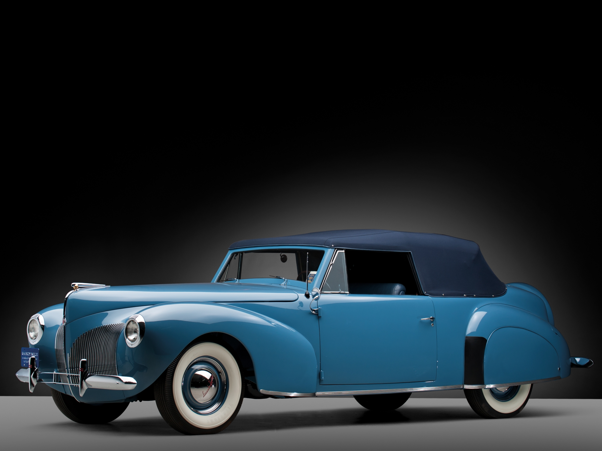 1940 lincoln zephyr continental cabriolet retro luxury f. Black Bedroom Furniture Sets. Home Design Ideas