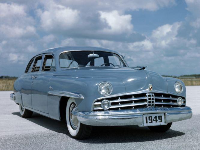 1949 Lincoln Cosmopolitan Town Sedan 73 retro wallpaper