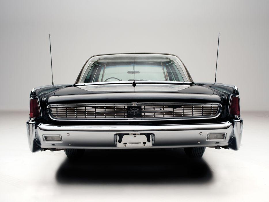 1962 Lincoln Continental Bubbletop Kennedy Limousine classic luxury   f wallpaper