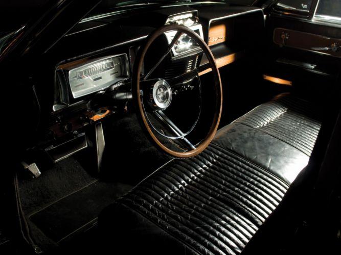 1962 Lincoln Continental Bubbletop Kennedy Limousine classic luxury interior g wallpaper