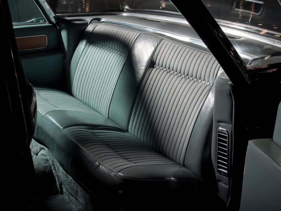 1962 Lincoln Continental Bubbletop Kennedy Limousine classic luxury interior g wallpaper