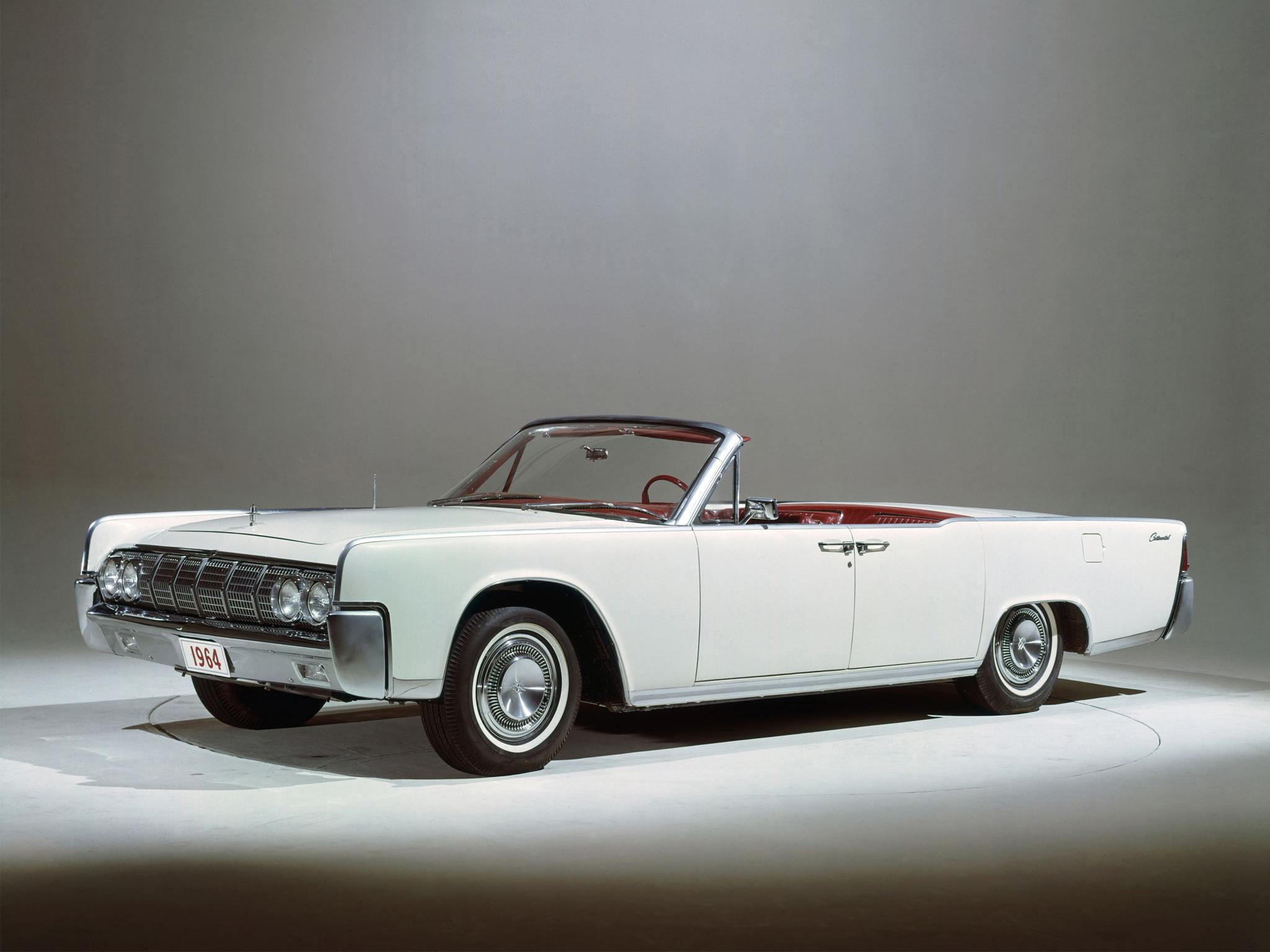 1964 lincoln continental convertible 74d wallpaper 2048x1536 153944 wallpaperup. Black Bedroom Furniture Sets. Home Design Ideas