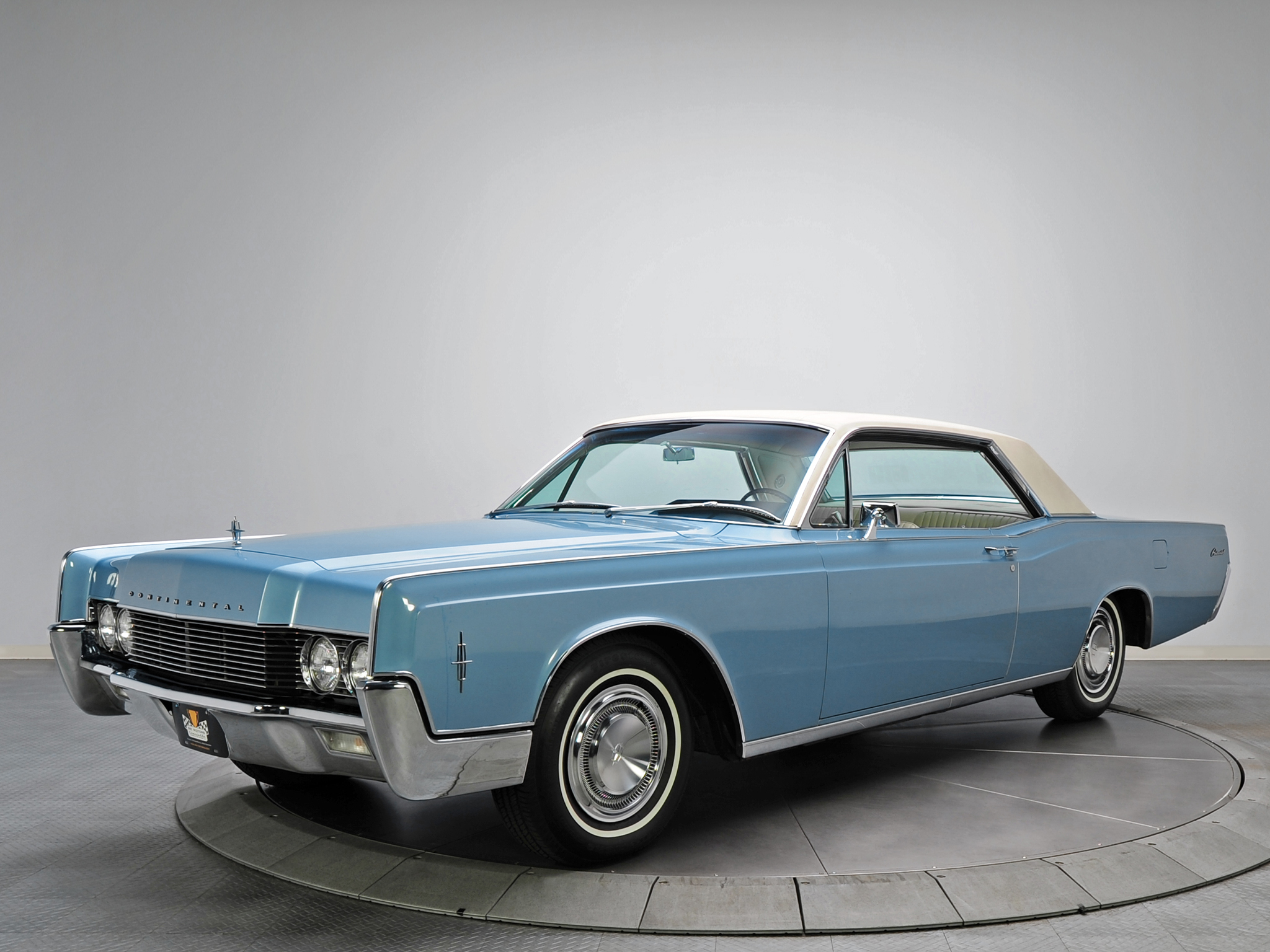 1966 Lincoln Continental Hardtop Coupe Classic Luxury H