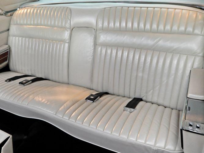 1966 Lincoln Continental Hardtop Coupe classic luxury interior j wallpaper