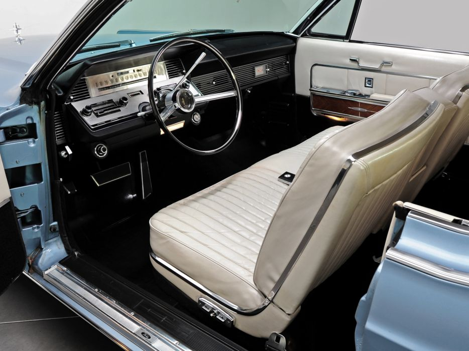 1966 Lincoln Continental Hardtop Coupe classic luxury interior  h wallpaper