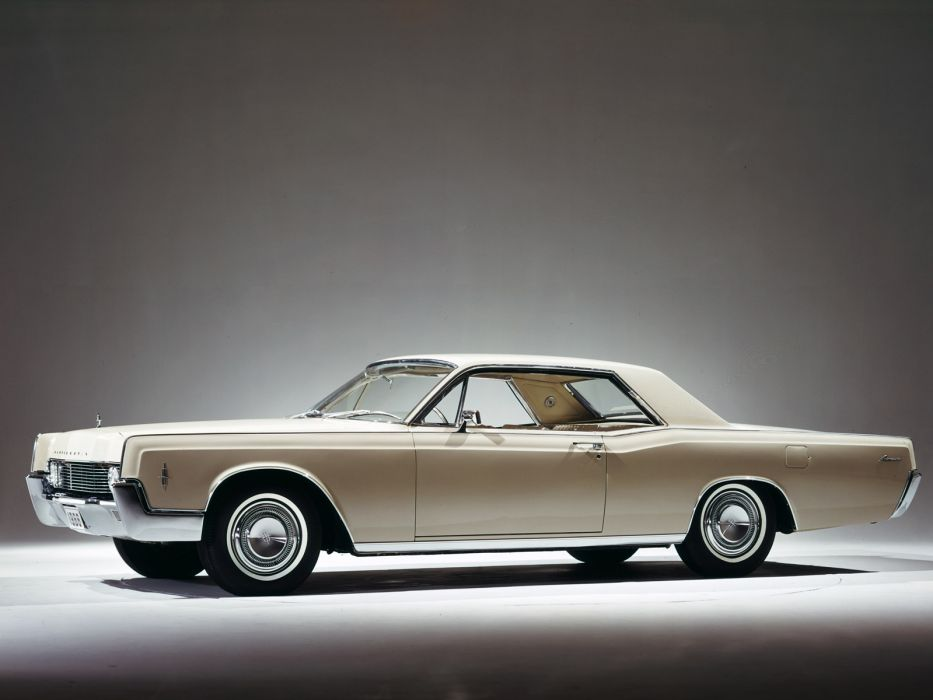 1966 Lincoln Continental Hardtop Coupe classic luxury wallpaper