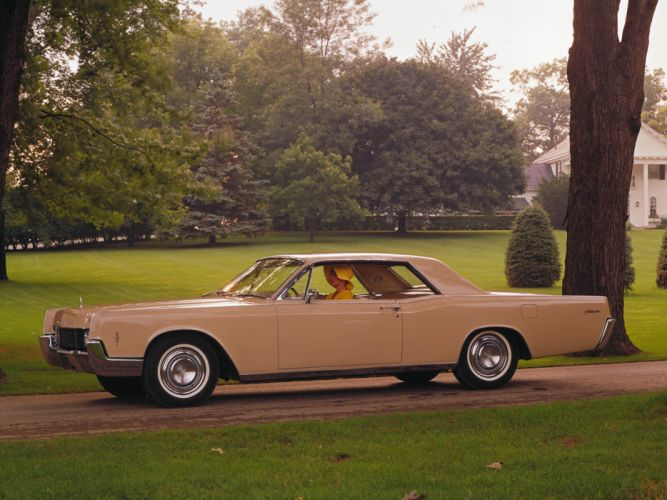 1966 Lincoln Continental Hardtop Coupe classic luxury h wallpaper