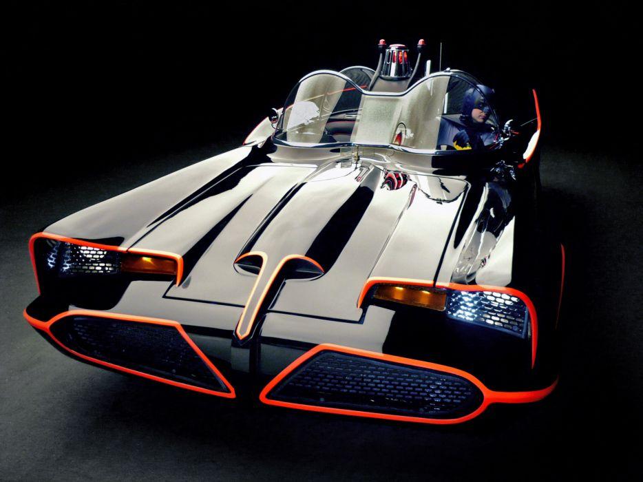 1966 Lincoln Futura Batmobile by Barris Kustom custum superhero batman dark knight supercar concept      h wallpaper