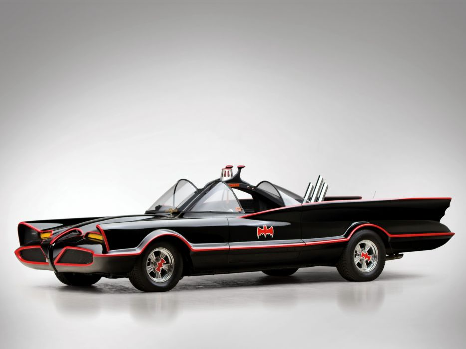 1966 Lincoln Futura Batmobile by Barris Kustom custum superhero batman dark knight supercar concept    g wallpaper