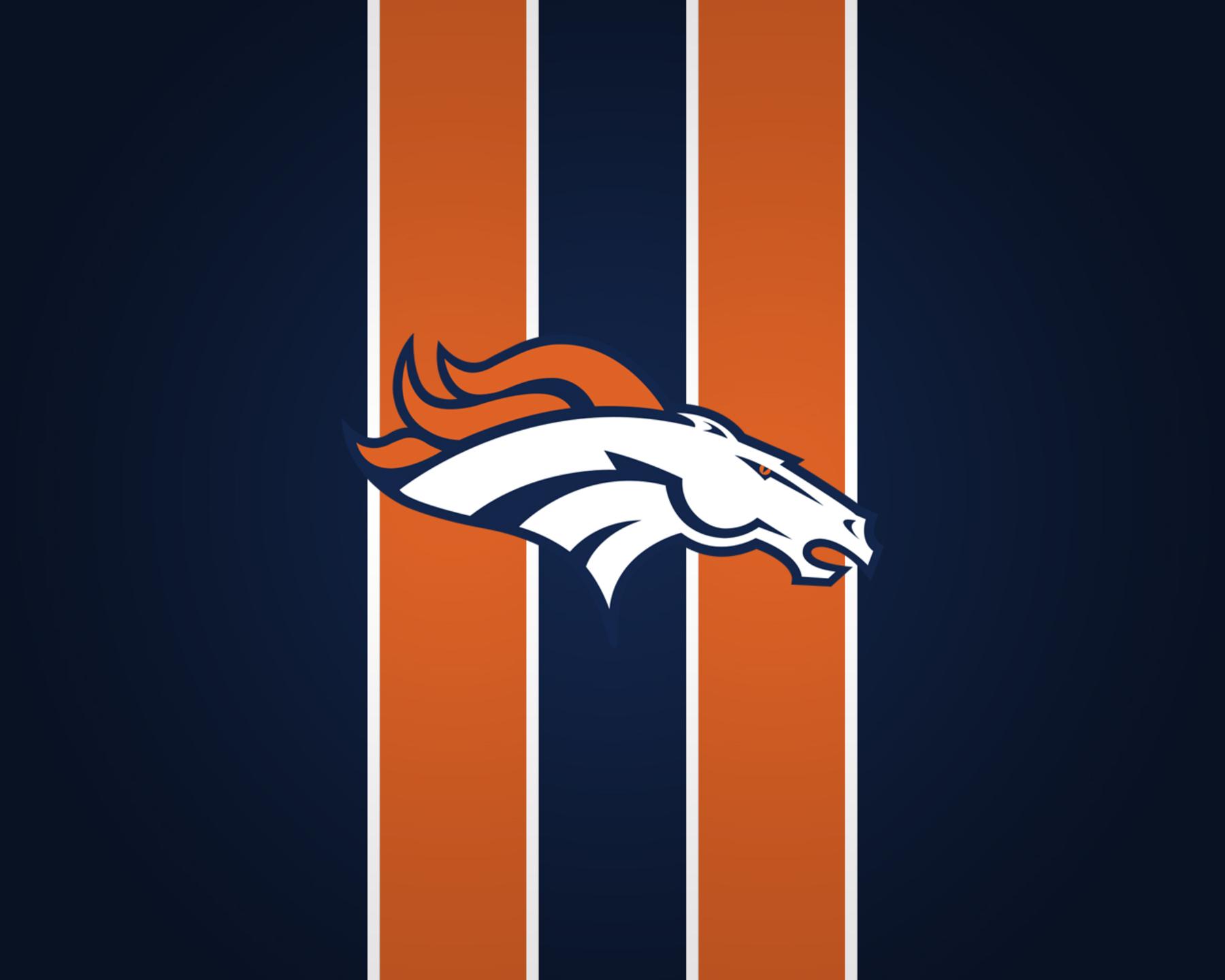 Denver broncos nfl football rh wallpaper 1800x1440 for Denver broncos colors