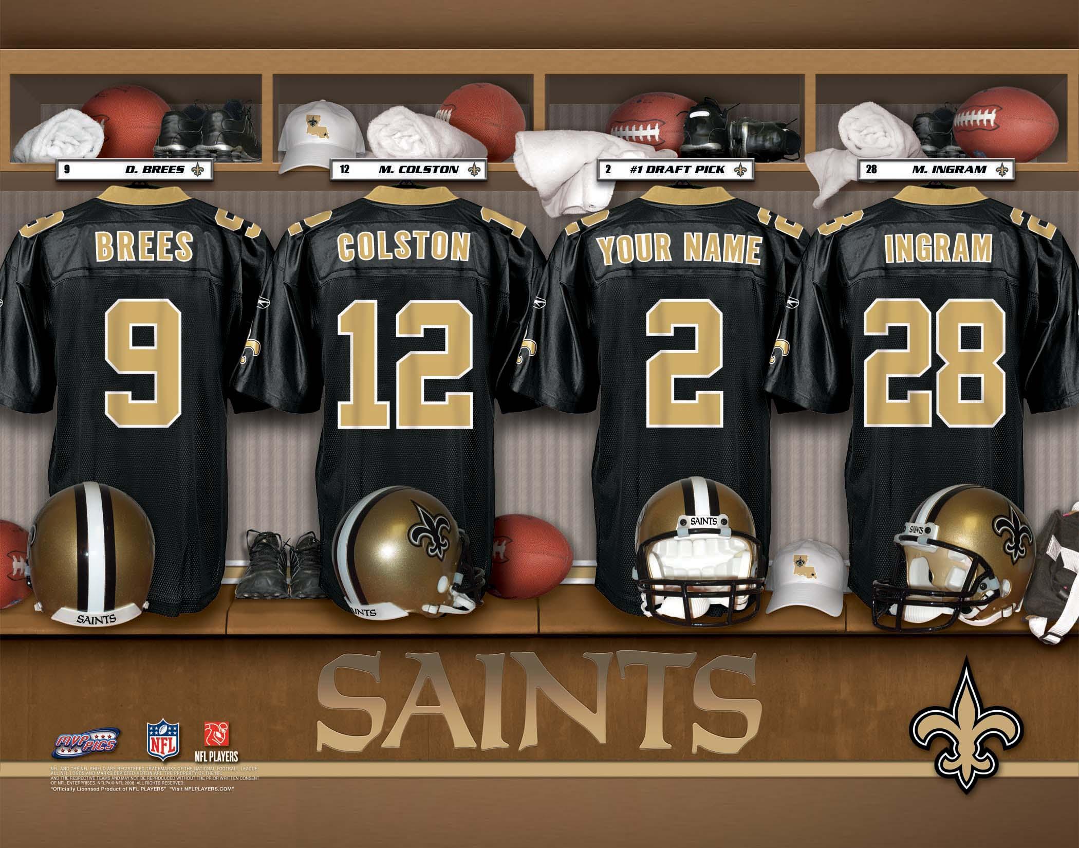 New Orleans Saints Wallpaper 2014