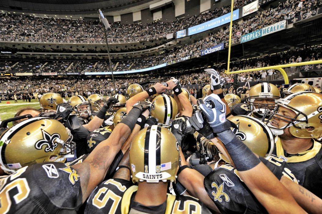 NEW ORLEANS SAINTS nfl football wallpaper