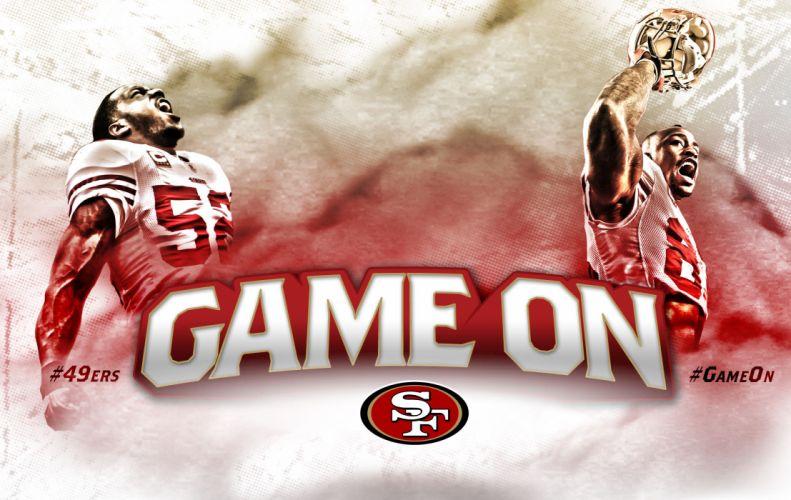 SAN FRANCISCO 49ers nfl football g wallpaper