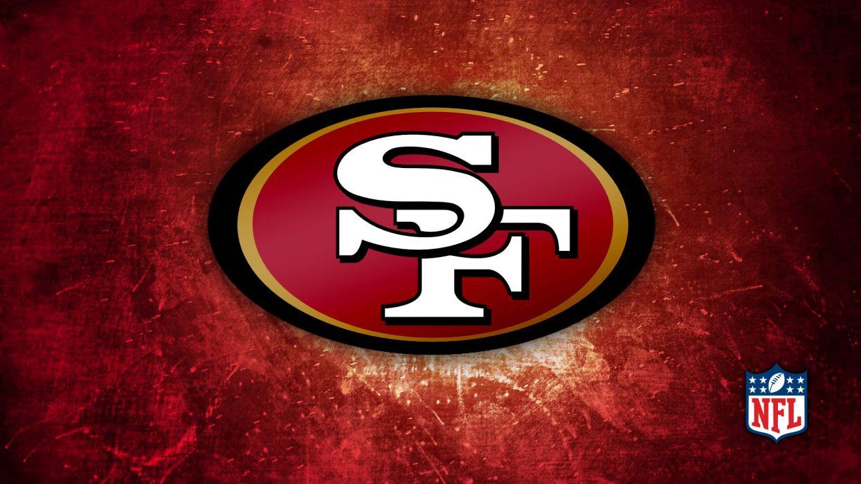 SAN FRANCISCO 49ers nfl football   ft wallpaper