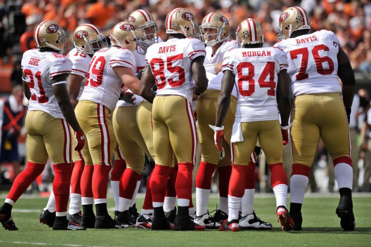 SAN FRANCISCO 49ers nfl football ge wallpaper