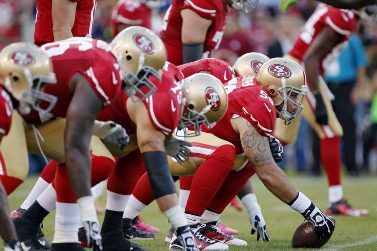 SAN FRANCISCO 49ers nfl football gl wallpaper