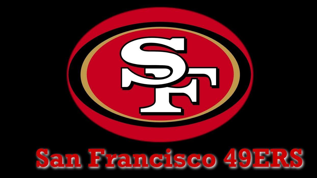 SAN FRANCISCO 49ers nfl football  fq wallpaper