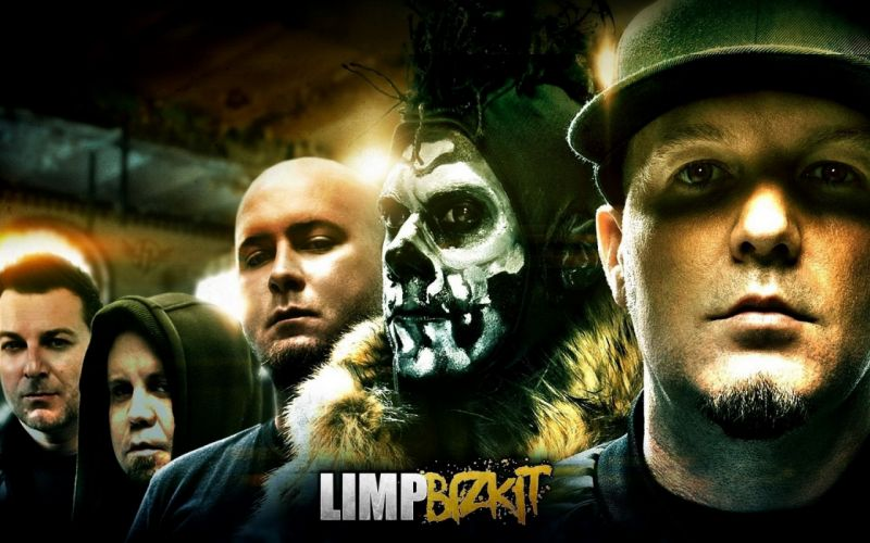 Limp Bizkit American Nu Metal Band wallpaper