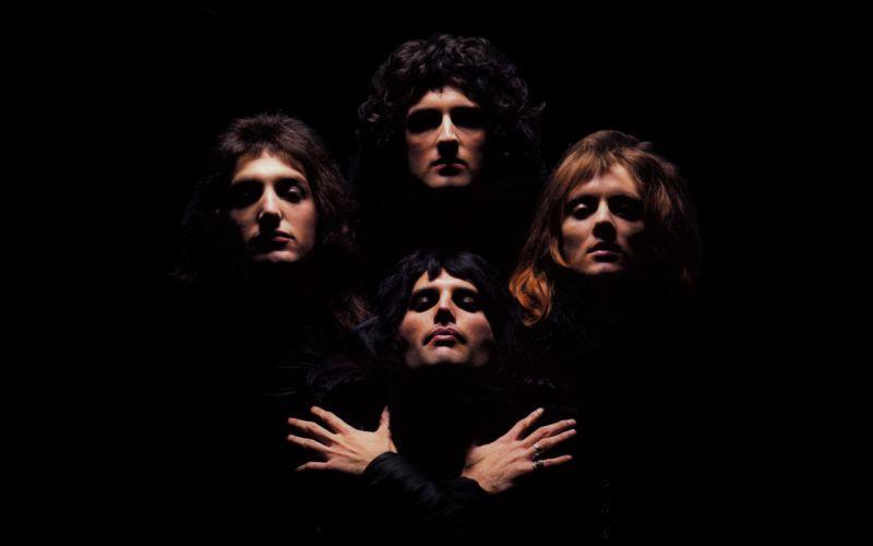 Queen British Rock Band wallpaper