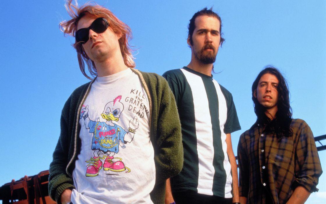 Foo Fighters American Rock Band Seattle wallpaper