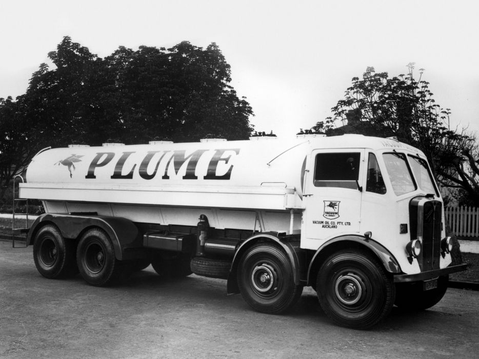 1948 AEC Mammoth Major 8 MkIII Tanker 3871 retro wallpaper
