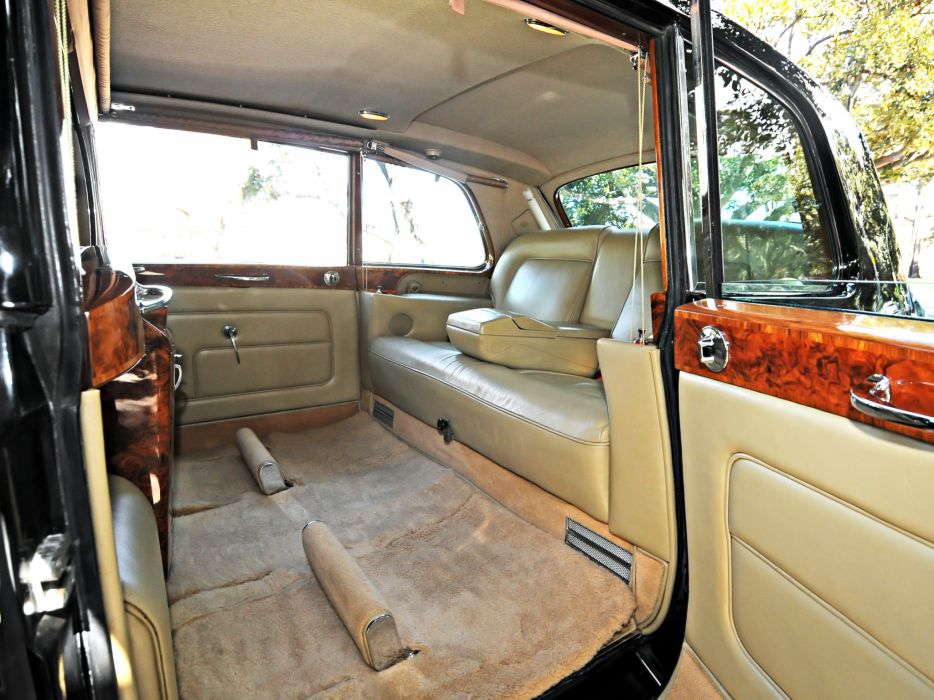 1963 Rolls Royce Phantom V Park Ward Limousine Luxury