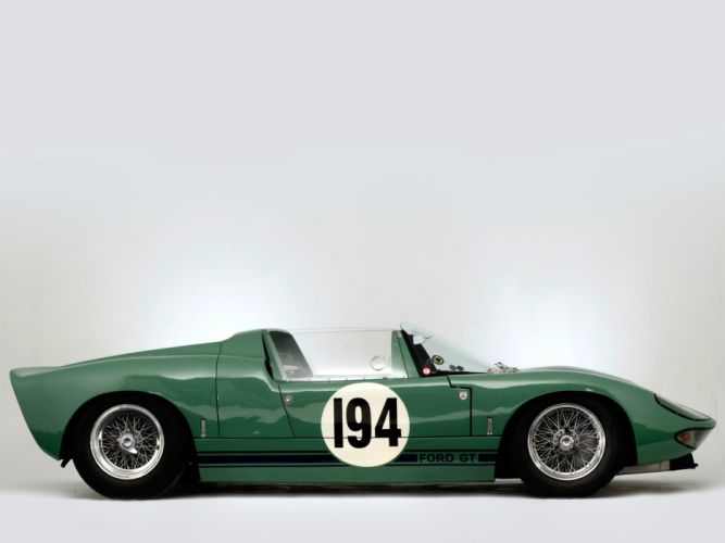 1965 Ford GT Roadster Prototype supercar race racing classic g-t f wallpaper