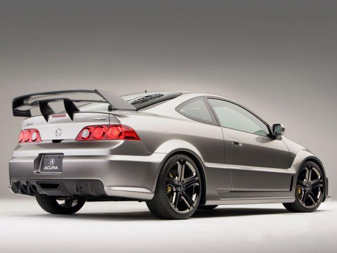 2005 Acura RSX A-Spec Concept f wallpaper