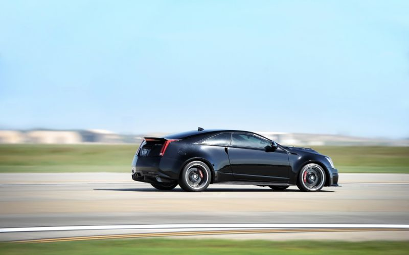 2012 Hennessey Cadillac VR1200 Twin Turbo Coupe tuning muscle gj wallpaper
