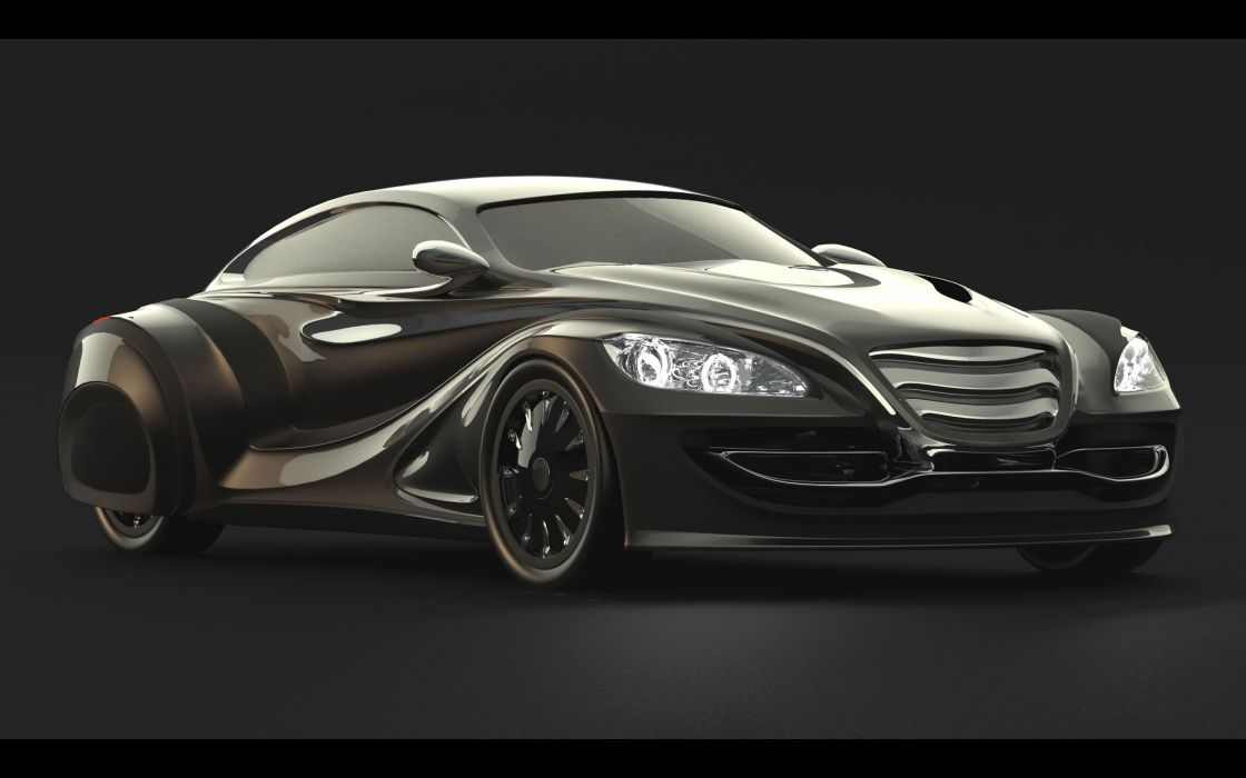 2013 Gray Design Nouvair supercar    g wallpaper