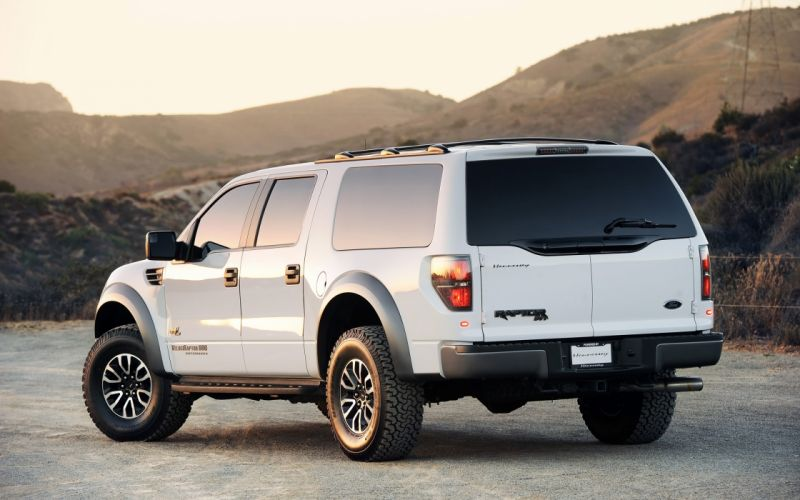 2013 Hennessey Ford Velociraptor SUV F-150 muscle fg wallpaper