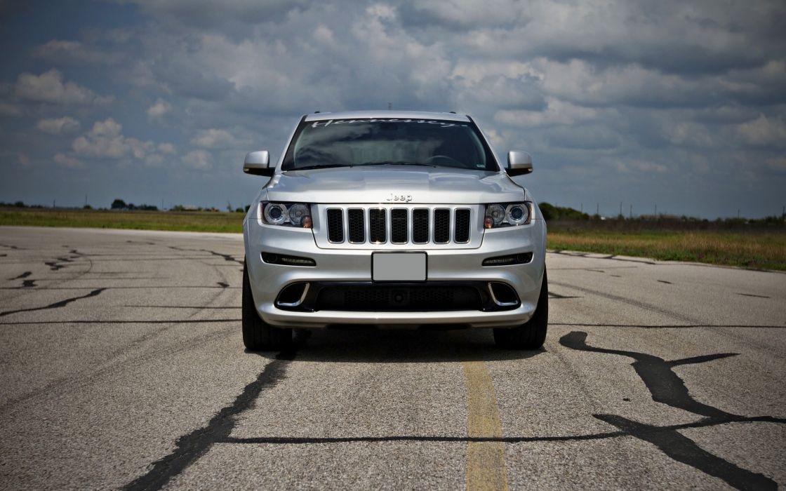 2013 Hennessey Jeep SRT8 392 HPE650 muscle 4x4 suv    f wallpaper