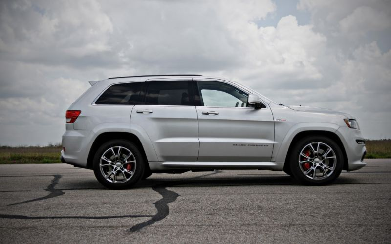 2013 Hennessey Jeep SRT8 392 HPE650 muscle 4x4 suv tuning g wallpaper