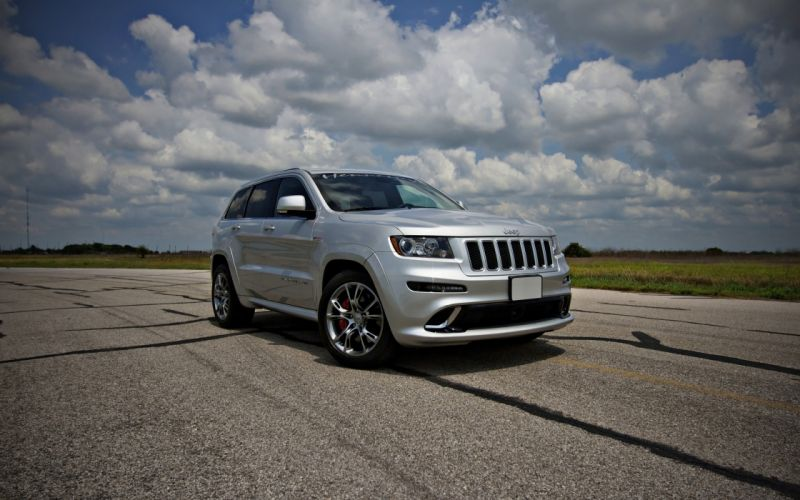 2013 Hennessey Jeep SRT8 392 HPE650 muscle 4x4 suv tuning wallpaper