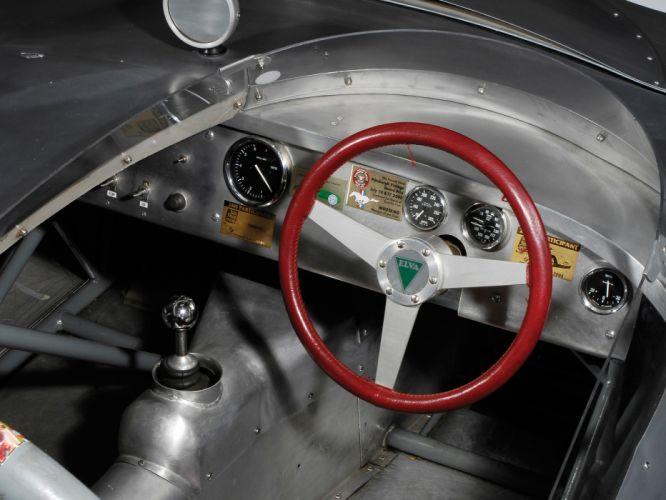 1957 Elva Mark-II Bobtail Sports Racing Car race reto interior g wallpaper