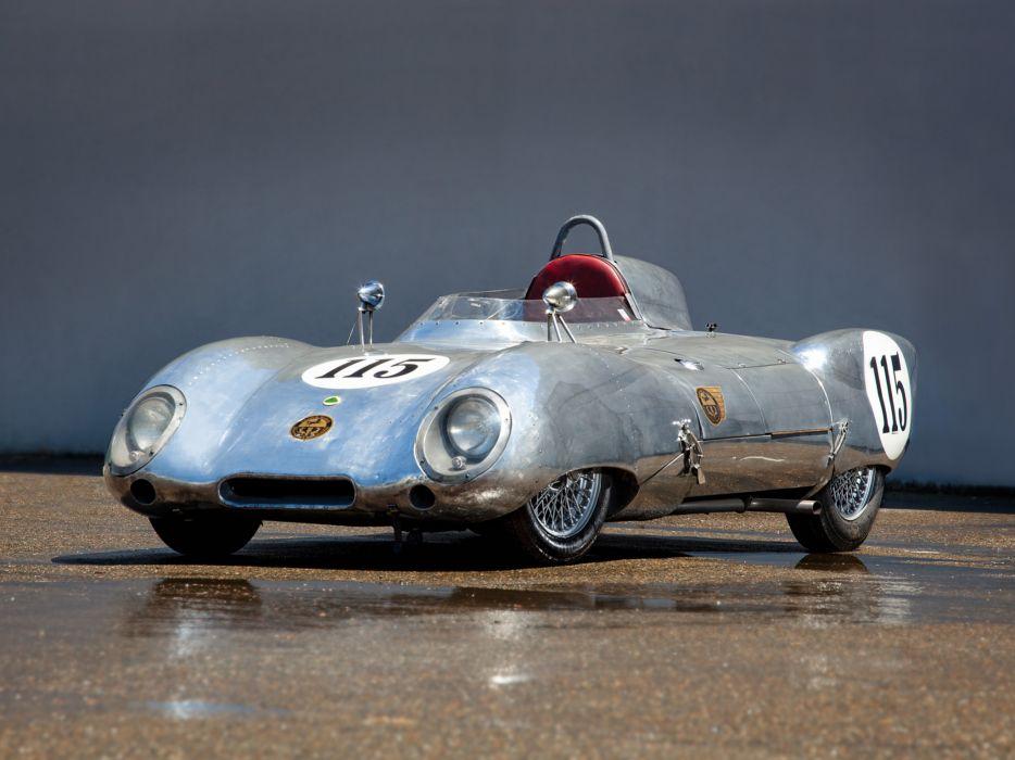 1956 Lotus Eleven Series-I race racing retro     k wallpaper