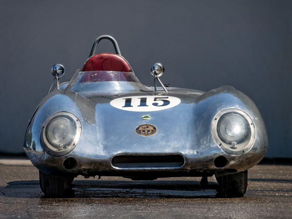 1956 Lotus Eleven Series-I race racing retro  j wallpaper