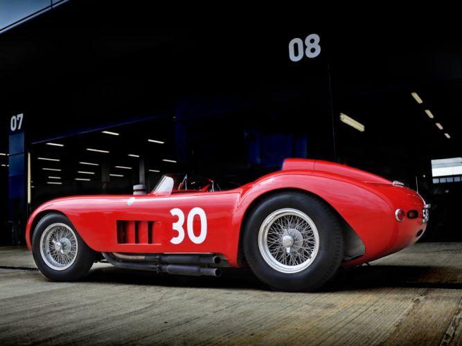 1956 Maserati 300S race racing supercar retro gs wallpaper