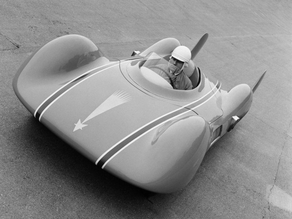 1956 Renault Etoile Filante race racing retro wallpaper