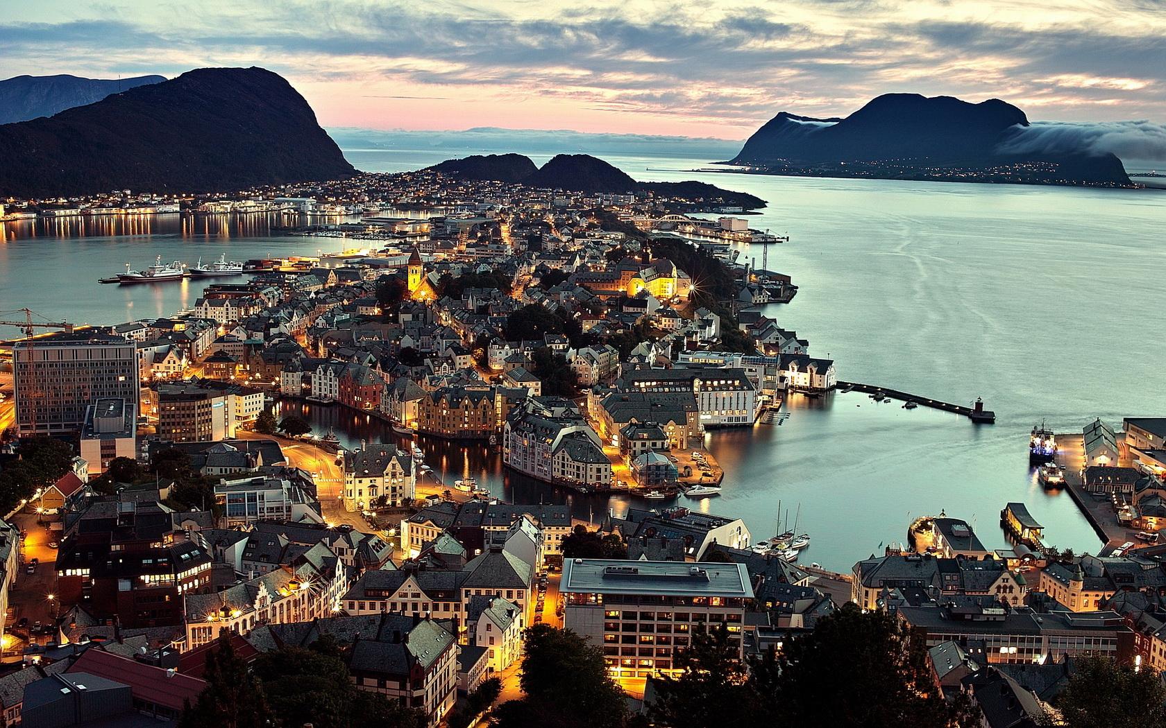 date norge Bergen