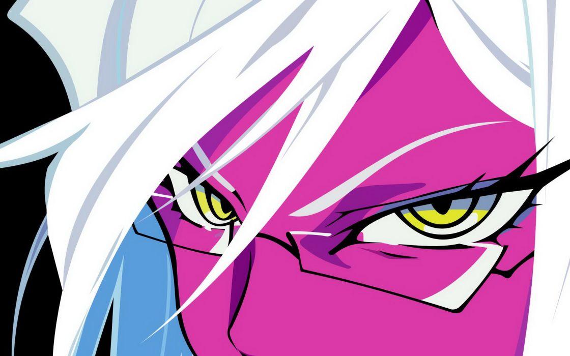 Anime Pink Face wallpaper